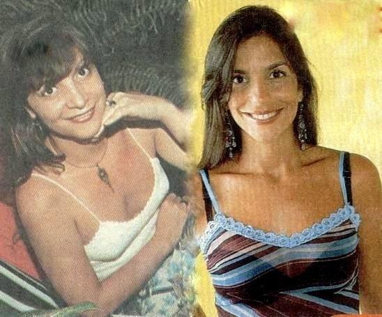 Guta Silveira diz que até já se passou por Ivete Sangalo após um show da cantora em São José do Rio Preto (SP). O que você acha? Parecidas?