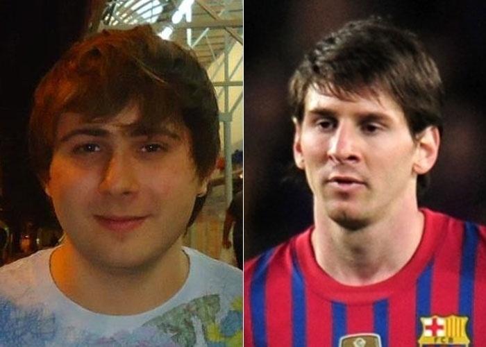 """Bruno Moderno foi apelidado de """"Messi"""" pelos amigos. Por que será?"""
