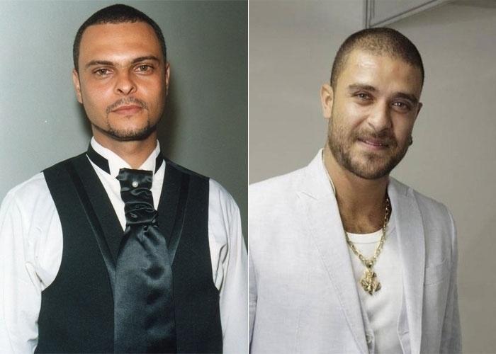 Clênio de Belo Horizonte (MG) conta que as pessoas o comparam ao cantor Diogo Nogueira