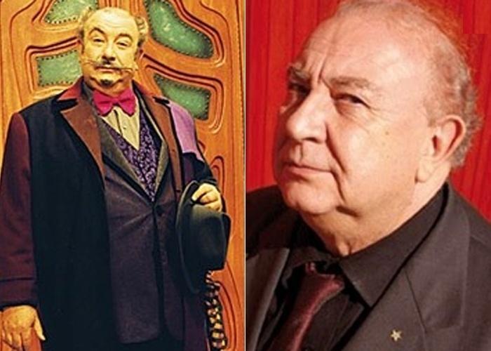 Consagrado da TV brasileira, Sérgio Mamberti vivia o personagem Tio Victor em 'Castelo Rá-Tim-Bum'. O ator sempre trabalho com a carreira artística, fazendo diversos trabalhos na televisão, no cinema e no teatro. Atualmente, ele trabalha no MinC, o Ministério da Cultura (17/9/12)