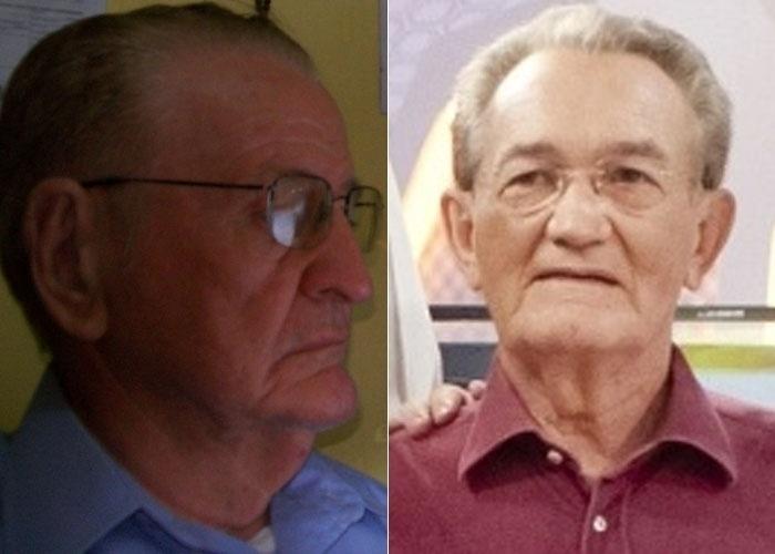 Edson Borges, de Brasília (DF), se acha parecido com o jornalista Léo Batista