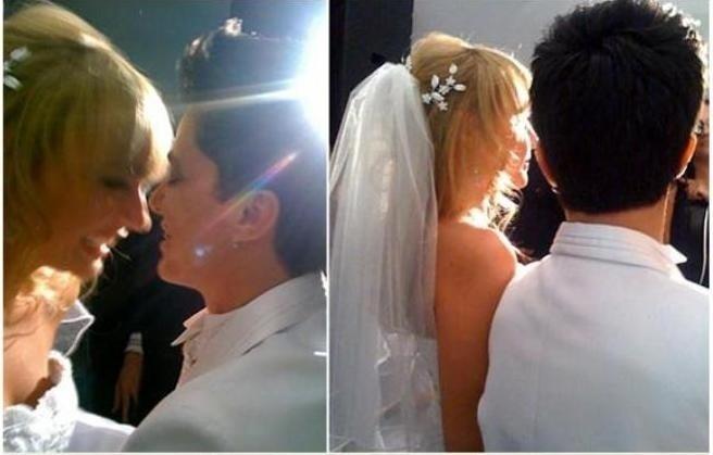 Em 3 de setembro de 2010, Thammy Miranda se casou com Janaína Cinci em uma cerimônia íntima realizada na casa do então casal, no bairro da Aclimação, em São Paulo (8/9/10). Na ocasião, Thammy esteve vestida de terno branco e a mãe não compareceu ao casório
