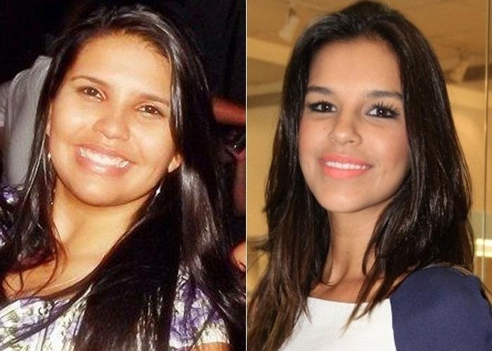 'Muitos dizem que eu lembro a atriz Mariana Rios, hahaha. Quem me dera, né?', brinca a internauta Jessica