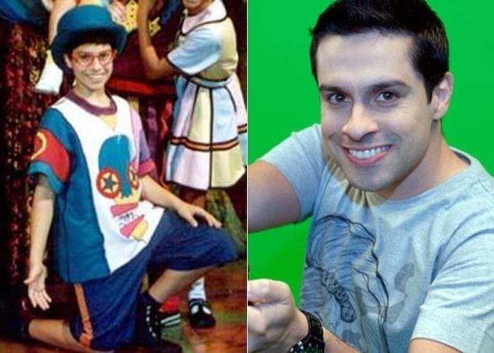 O ator Luciano Amaral deu vida ao personagem Pedro no programa infantil 'Castelo Rá-Tim-Bum'. Após o fim da atração, Luciano continuou a carreira no mundo artístico, apresentando programas no SBT, na TV Cultura, na Band e na RedeTV!