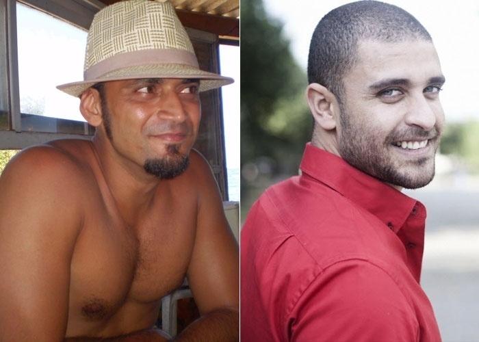 Paulo Fera diz que ouve de amigos sobre sua semelhança com o cantor Diogo Nogueira, você concorda?