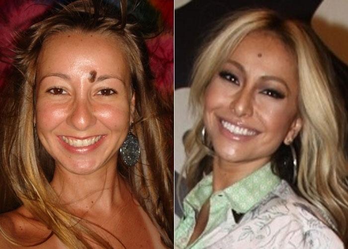 Rosalha Esteves sempre é comparada com a apresentadora Sabrina Sato
