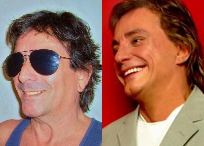 Jorge Castilho diz que as pessoas o consideram parecido com o cantor Fábio Jr.