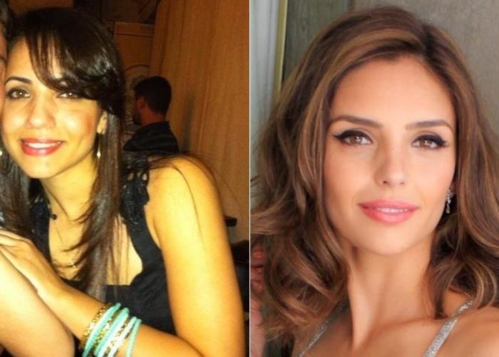 Os amigos de Renata Candida dizem que ela se parece com a Carol Celico, esposa do jogador Kaká.