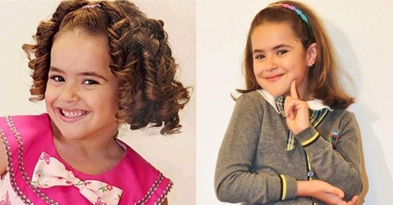 Maisa, que interpreta Valéria de ?Carrossel?, é famosa desde os três anos de idade quando fez suas primeiras aparições no programa ?Raul Gil?