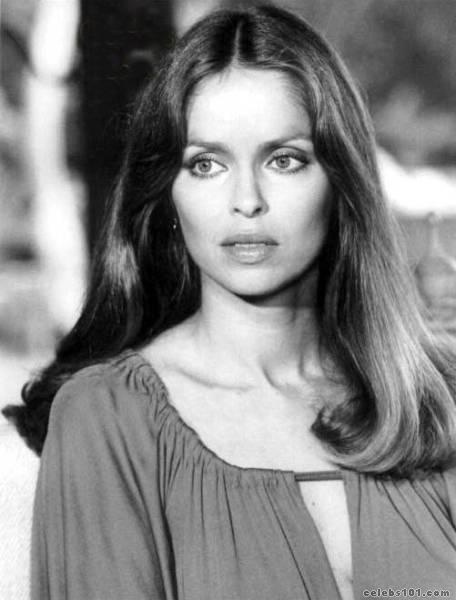 "Barbara Bach fez o papel de Anya, em ""The Spy Who Loved Me"", de 1977"