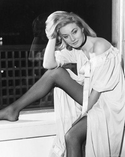 """Daniela Bianchi fez o papel de Tatiana Romanova, em """"From Russia Woth Love"""", de 1963"""