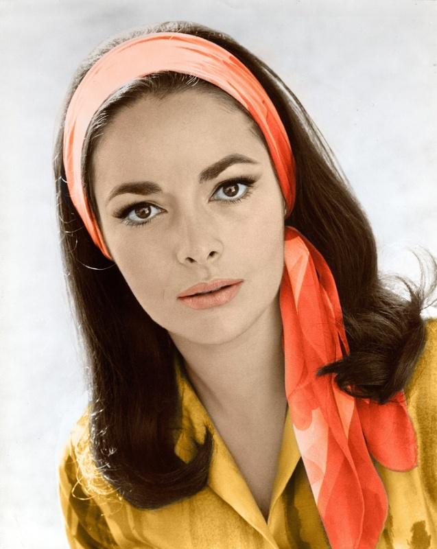 """Karin Dor fez o papel de Helga Brandi, em """"You Only Live Twice"""", de 1967"""