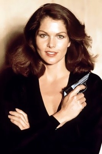 "Lois Chiles deu vida para à personagem Holly Goodhead em ""Moonraker"", de 1979"
