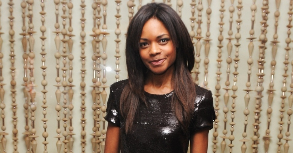 "Naomie Harris interpretou Eve, em ""SkyFall"", de 2012"