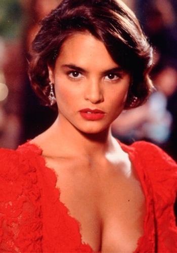 "Talisa Soto fez o papel de Lupe Lamora, em ""License to Kill"", de 1989"