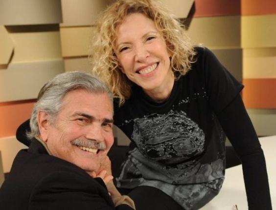 "Marília Gabriela entrevista Tarcísio Meira no ""Marília Gabriela Entrevista"" (17/7/11)"
