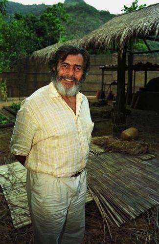 """O ator Tarcísio Meira em cena da minissérie """"A Muralha"""", da Rede Globo (2000)"""