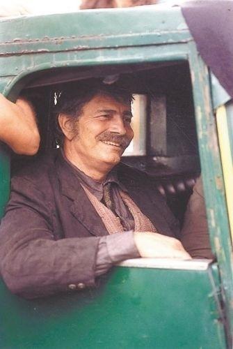"""O ator Tarcísio Meira em cena da novela """"O Rei do Gado"""" (1996)"""