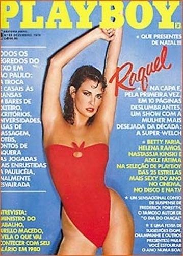 Dezembro de 1979 - Raquel Welch