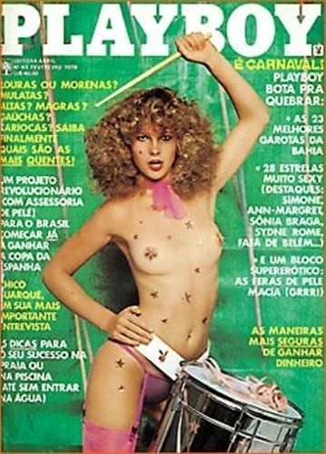 Fevereiro de 1979 - Marisa