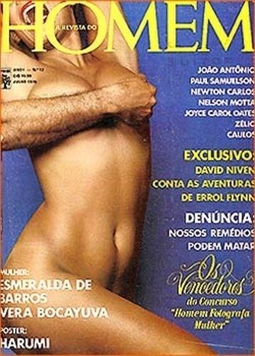 Julho de 1976 - Esmeralda de Barros