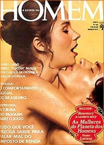 Março de 1977 - As mulheres do 'Planeta dos Homens'