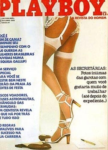 Outubro de 1978 - As secretárias