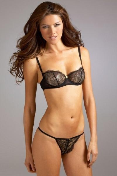 Aline Nakashima, modelo brasileira