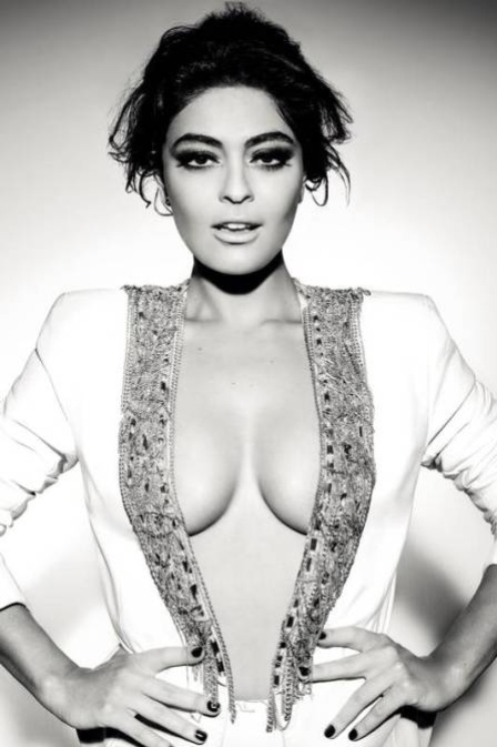 Juliana Paes, Vip, Novembro de 2012, a mais sexy do mundo