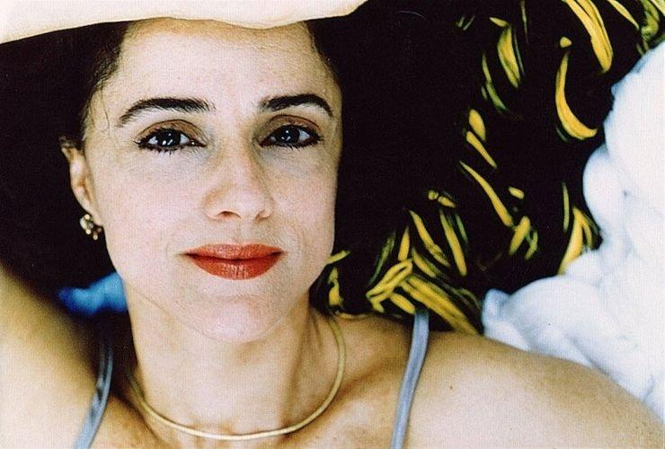 A atriz Marieta Severo em foto de 1995
