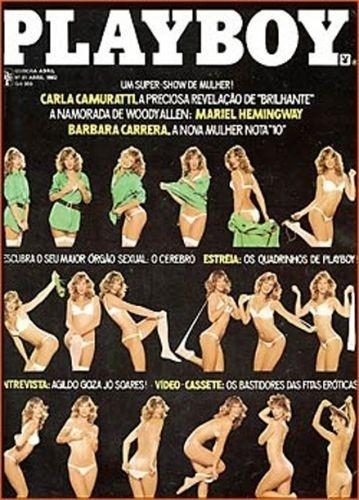 Abril de 1982 - Marisa (capa pela 2ª vez)