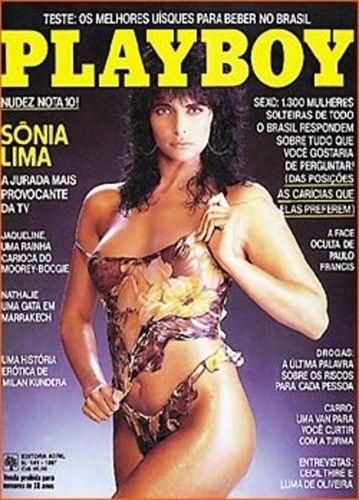 Abril de 1987 - Sônia Lima