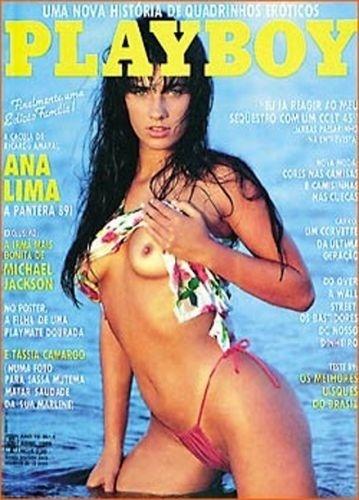 Abril de 1989 - Ana Lima