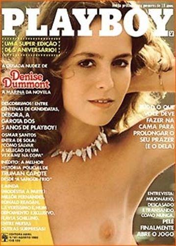 Agosto de 1980 - Denise Dummont