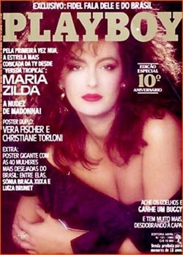 Agosto de 1985 - Maria Zilda