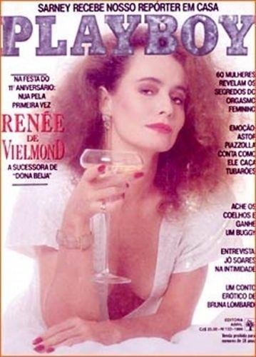 Agosto de 1986 - Renée de Vielmond