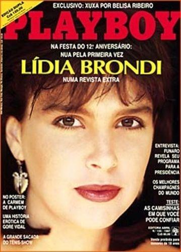 Agosto de 1987 - Lídia Brondi