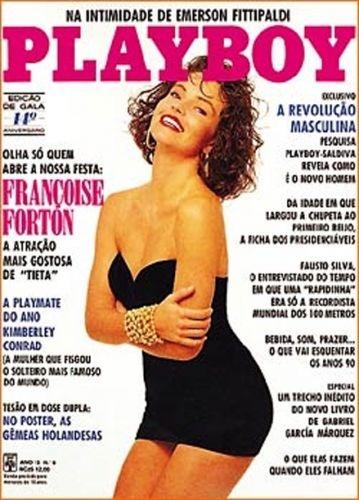 Agosto de 1989 - Françoise Fortón