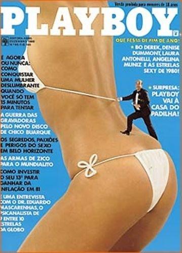 Dezembro de 1980 - Oneida (capa pela 2ª vez)