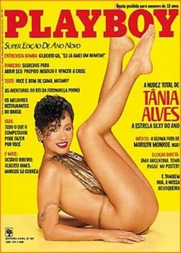 Dezembro de 1983 - Tânia Alves