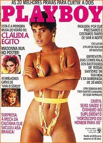 Dezembro de 1985 - Cláudia Egito