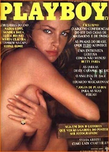 Fevereiro de 1982 - Sydne Rome