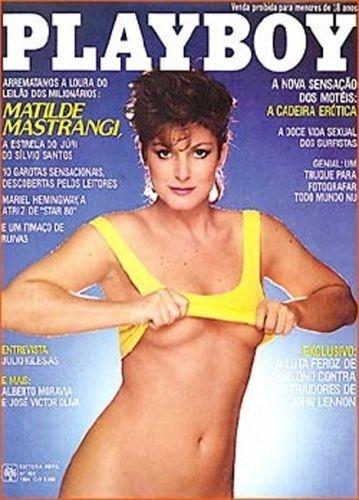 Fevereiro de 1984 - Matilde Mastrangi
