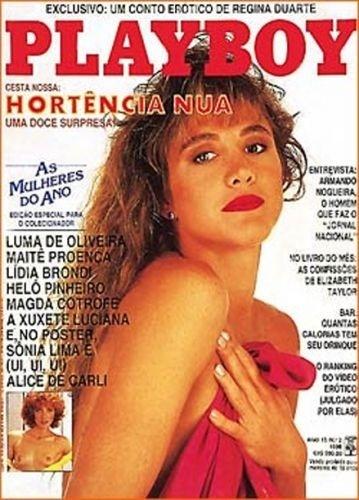 Fevereiro de 1988 - Hortência