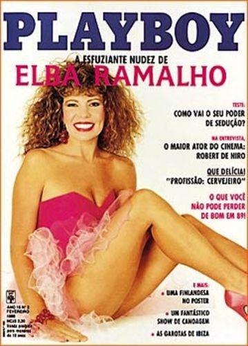 Fevereiro de 1989 - Elba Ramalho