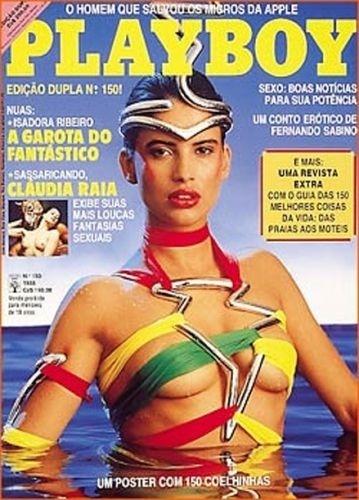Janeiro de 1988 - Isadora Ribeiro