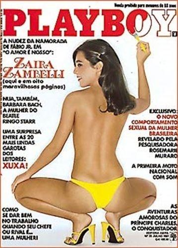 Julho de 1981 - Zara Zambelli