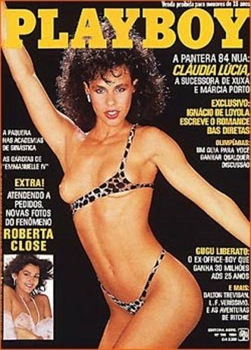 Julho de 1984 - Cláudia Lúcia