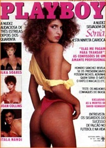 Junho de 1984 - Sônia Teixeira