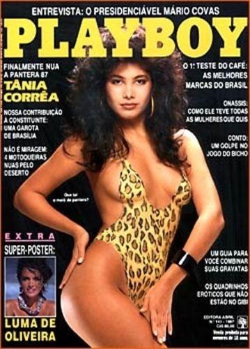 Junho de 1987 - Tânia Corrêa